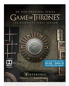 Game of Thrones: Season 1 (Steelbook) (Blu-ray + Digital HD)