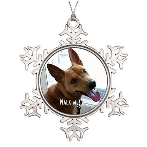 (Ai Vion Xmas Trees Decorated Walk Me! Make Your Own Snowflake Ornament)