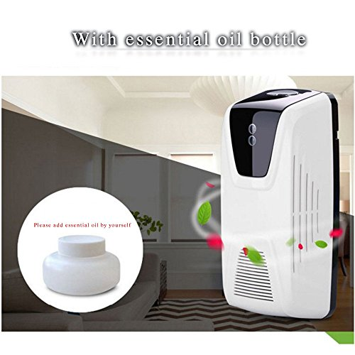 Home Automatic Fragrance Dispenser ~ Automatic air freshener for hotel home toilet light sensor
