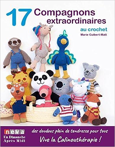17 Compagnons extraordinaires au crochet
