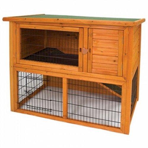 - Ware Premium Plus Penthouse Rabbit Hutch W-01517