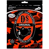 D's Jerky Original - Spicy - Pepper - Sriracha - 100% US Beef - Low Carb - Keto Diet - High Protein - Low Sugar - GUILT FREE Healthy Snack Beef Jerky (Original, 2 - Pack)