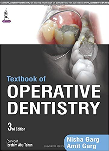 Textbook Of Operative Dentistry por Nisha Garg epub