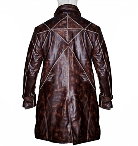 Zouq Fashions Herren Trenchcoat Mantel