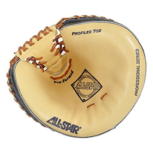 AllStar CM1000TM The Donut Baseball Catcher's Training Mitt (Right Handed Throw)