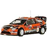 サンスター 1/18 フォード フォーカス RS WRC メキシコ 2010 #6 完成品