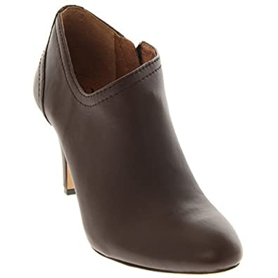 Women's VALLA Bootie DARK ROAST