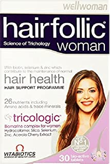 Vitabiotics Tricologic Woman - 30 Tablets