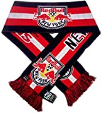 New York Red Bulls Scarf - Bold Stripes
