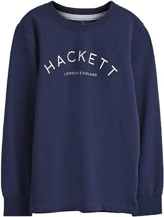 Hackett London Logo Crew Y Suéter para Niños