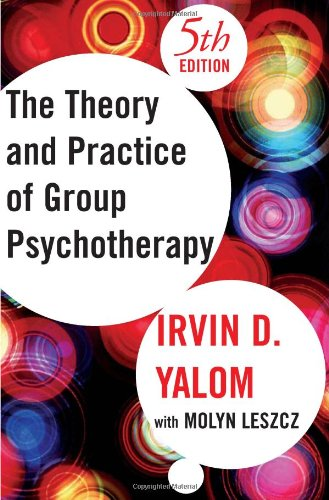 The Theory and Practice of Group Psychotherapy, Fifth Edition cover