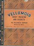 1930-1942 Vellumoid Auto Truck Gaskets and Sheet