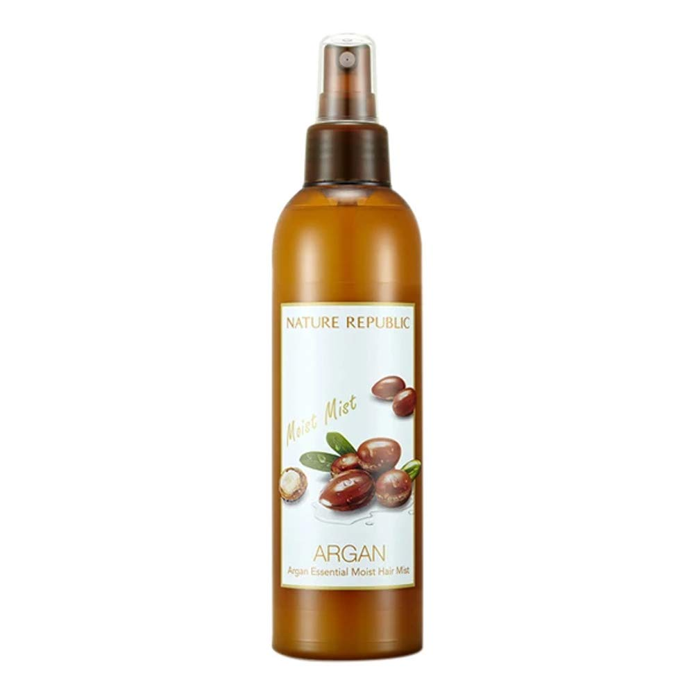 [Nature Republic] Argan Essential Moist Hair Mist 220ml