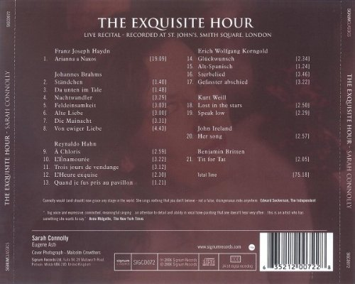 Exquisite Hour: Live Recital