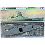 British Battleship King George IV - 1:700 Ships - Tamiya