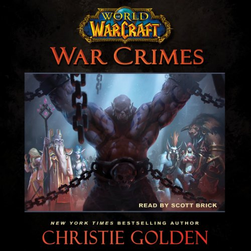 World of Warcraft: War Crimes Audiobook [Free Download by Trial] thumbnail