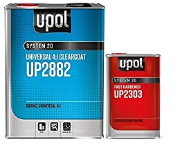 Image of the product U Pol 2882 Fast KIT that is listed on the catalogue brand of U-Pol.