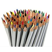 Marco Raffine Assorted Professional Drawing Colored Pencils Set Oil Base Non-toxic Lead-free Sketches Painting School Pencil (72-color)