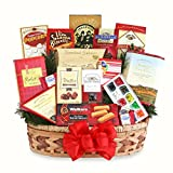 California Delicious Any Occasion Gourmet Gift Basket