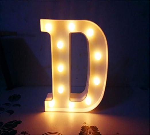 Luces Carta LED, Luces LED Personalizado, Creativo LED Luces ...