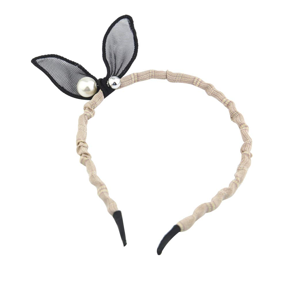 Scrox 1Pcs Christmas Halloween Headband Hair Hoop Chip Blue Ear Headband Hairpin For Party Costume Prop For Shopping Trip