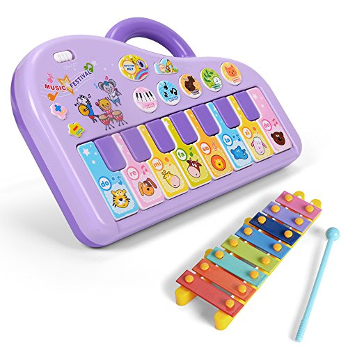 NextX Baby Music Toy Sound Piano Keyboard Electronic Learnin