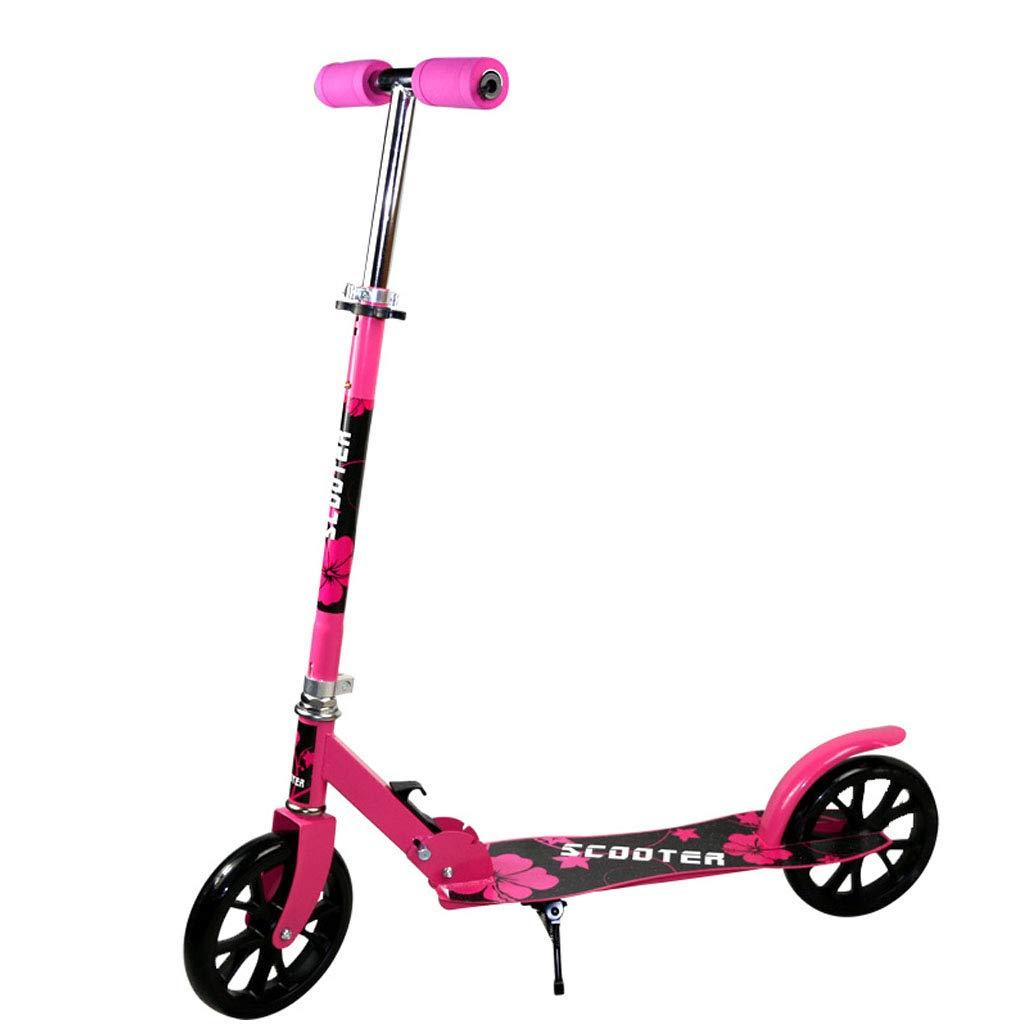 Patinete Scooter Ligero para Adultos/Adolescentes - Portátil ...