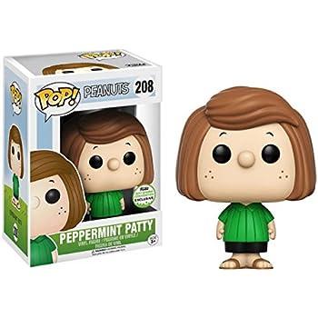 Amazon Com Funko Pop Peanuts Peppermint Patty Vinyl
