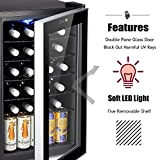 Antarctic Star 24 Bottle Wine Cooler/Cabinet