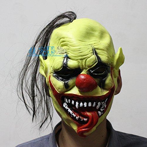 Scary (Kids Clown Mask)