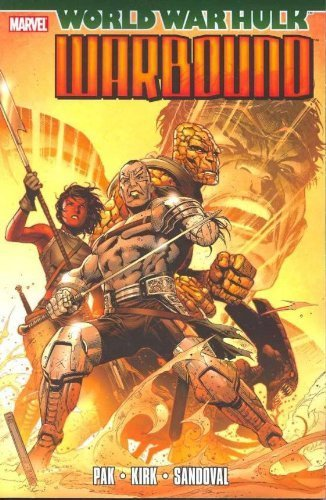 World War Hulk - Warbound Paperback - July 16, 2008