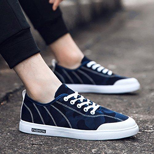 Simple Canvas Shoes Men Shoes