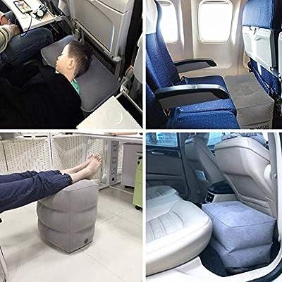 Ganquer Avión Viaje Niños Dormir Reposapiés Almohada ...