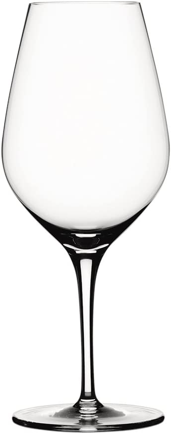 420 ml Spiegelau White Wine Glasses Crystal 4400182 Set of 4 Authentis