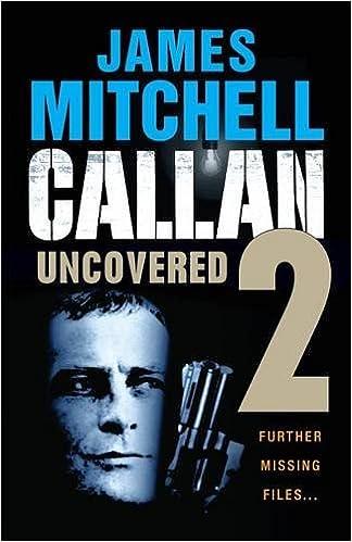 Book Callan Uncovered Volume 2