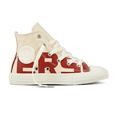 b9c84f243d9e Converse Kid Chuck Taylor All-Star Wordmark High Top Shoes (3 M US Little
