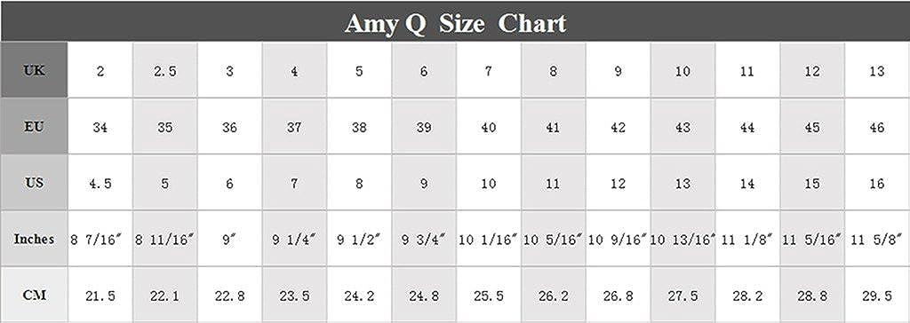 Amy Q Amy Q D06-160926001 - Destalonado de Charol Mujer Dorado