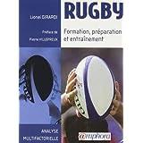 Rugby: formation, préparation et entraînement
