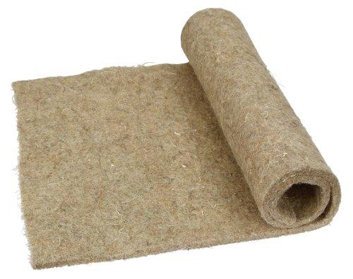 kerbl tapis en chanvre pour rongeur 40 x 100 cm nos amis les animaux. Black Bedroom Furniture Sets. Home Design Ideas