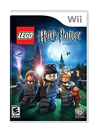 LEGO Harry Potter: Years 1-4 - Nintendo Wii (Certified Refurbished)