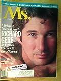 Ms. Magazine, February 1986 - Richard Gere
