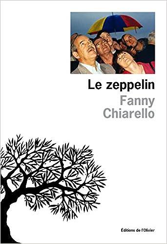 Le Zeppelin de Fanny Chiarello 2016