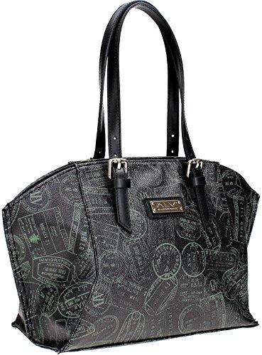 Borsa Donna Nero Sofie Alviero Martini Bag Woman Black