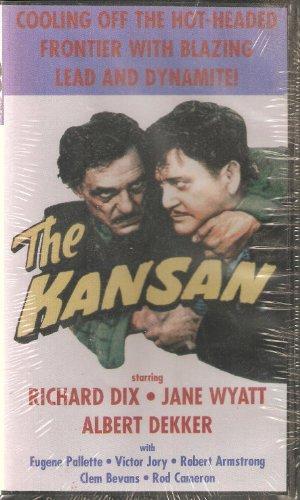 The Kansan [VHS] ()
