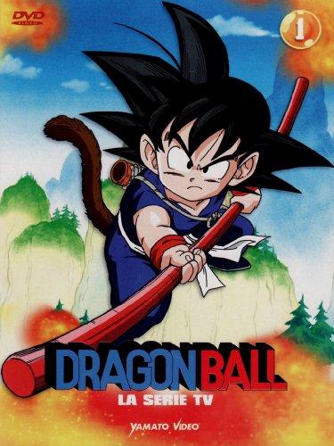dragonball 01 (tv) il segreto delle sfere del drago dvd Italian Import