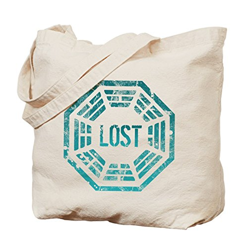 CafePress bolsa para herramientas de Dharma perdido - V2 bolsa para herramientas de