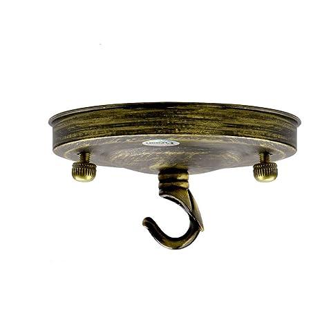 Amazon.com: Fuloon - Soporte de techo para lámpara de techo ...