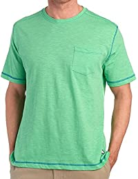 Men's Short Sleeve Rhodes Crew Pocket Tee Shirt