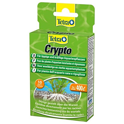 Tetra Crypto 770454 10 Tablets High-quality plant fertiliser EFNT4 763944