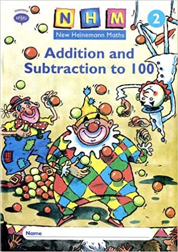 New Heinemann Maths Year 2 Addition And Subtraction To 100 Activity Book 8 Pack Scot Prim Math 9780435169770 Amazon Com Books